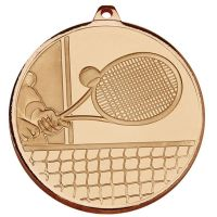 Frosted Glacier Tennis Medal  </br>AM2011.26